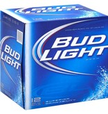 Bud Light 12oz 12Pk Btl