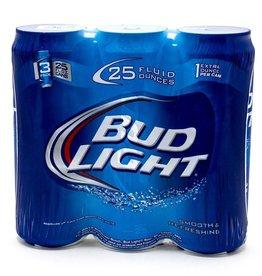 Bud Light 25oz 3Pk Cans