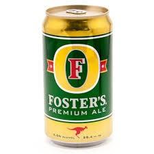 Foster's Premium Ale 750ml Cn
