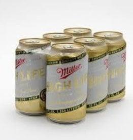 Miller High Life 16oz 6Pk Cans