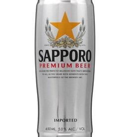 Sapporo 22oz (1)Can
