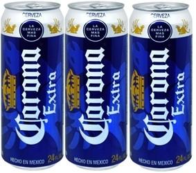 Corona 24oz 3Pk Cn