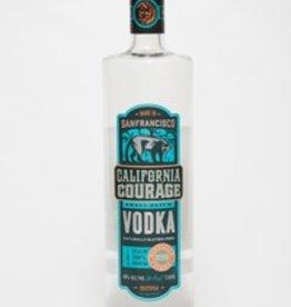 California Courage Small Batch Vodka 750ml