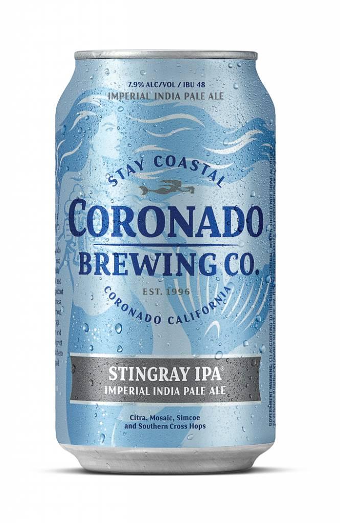 Coronado Stingray IPA 12oz 6Pk Cn