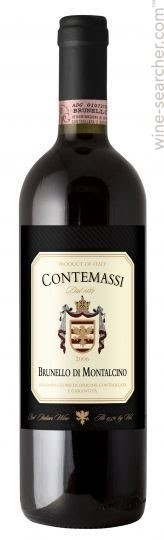 Contemassi Brunello De Montalcino 2008 750ml