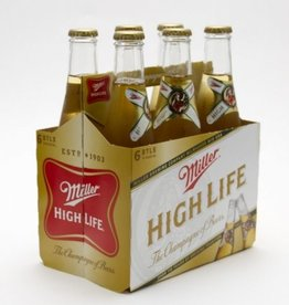 Miller High Life 7oz 6Pk Btl