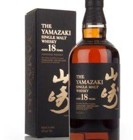 Yamazaki 18 750ml