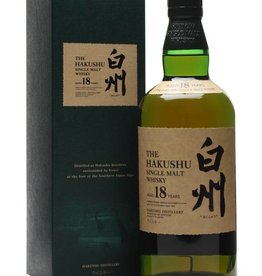 Suntory The Hakushu Single Malt 18Yrs. 750ml
