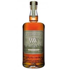 Wyoming Whiskey Outryder Bottled in Bond 100Pf 750ml