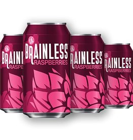 Epic Brainless Lil Raspberries 12oz 6Pk Can