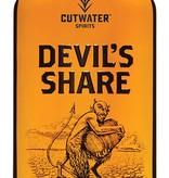 Cutwater Devil's Share Single Malt Whiskey 92Pf 750ml