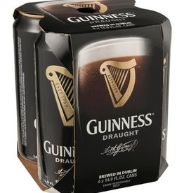 Guinness Draught Can 15.9oz 4Pk Can