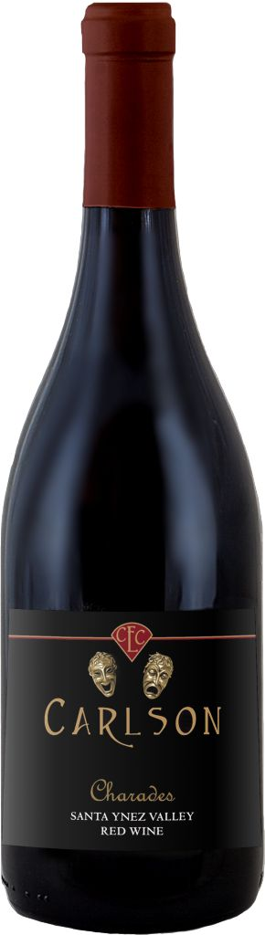 Carlson Charades 2014 Santa Ynez Red Blend 750ml