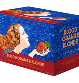 Anchor Steam Blood Orange Blonde 12oz 6Pk Btl