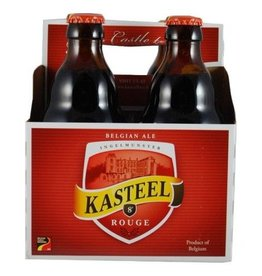 Kasteel Rouge 500ml 4Pk Bottles & Cooler