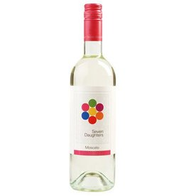 Seven Daughters Moscato 2015 Italy 750ml