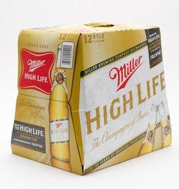 Miller HIgh Life 12oz 12Pk Btl