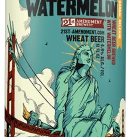 21st Amendment Hell Or High Waremelon 12oz(1) Can