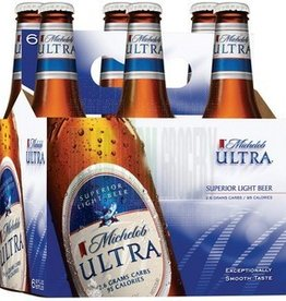 Michelob Ultra 12oz 6Pk Btl