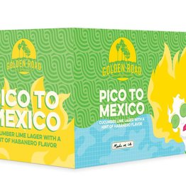 Golden Road Pico To Mexico 12oz 6Pk Cans