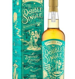 Compass Box The Double Single Blended Scotch Whiskey 750ml