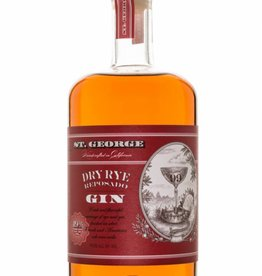St. George Dry Rye Reposado Gin 750ml
