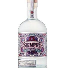 Siempre Tequila Plata 750ml