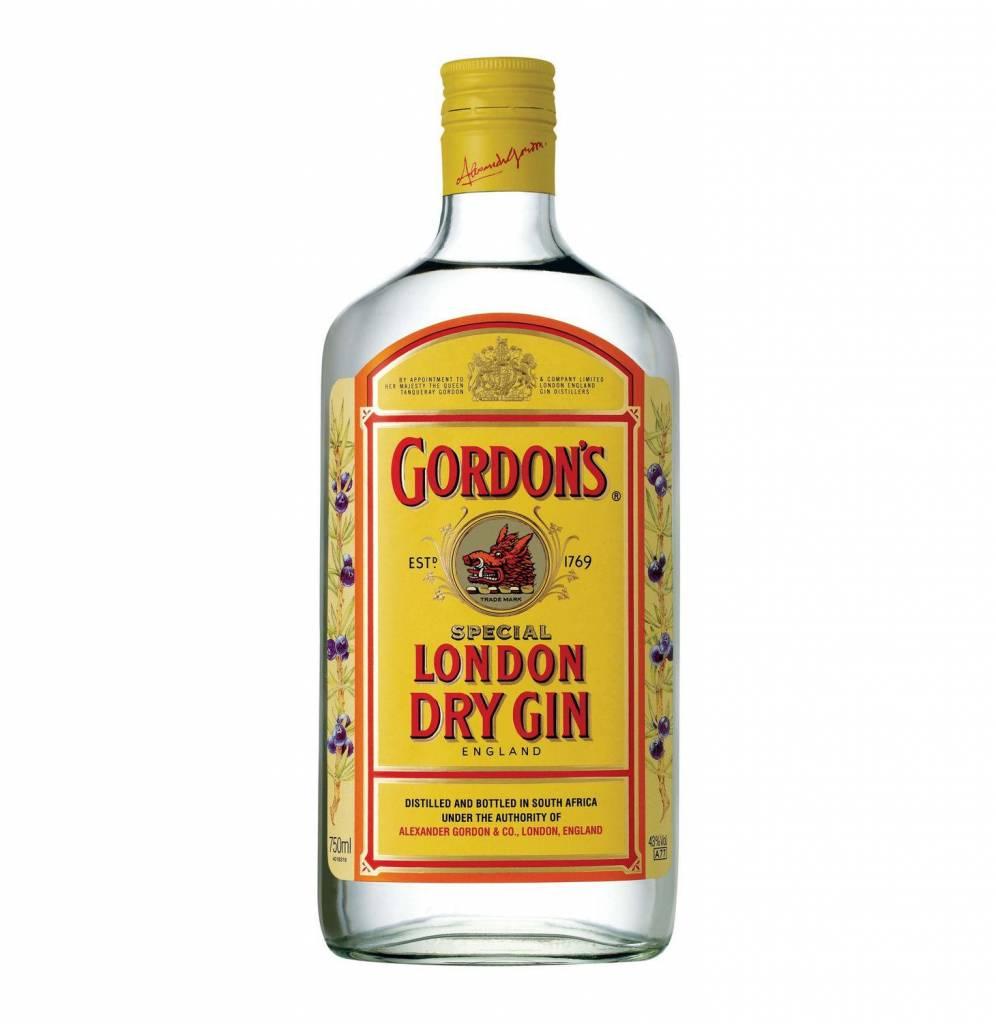 Gordon's London Dry Gin 750ml
