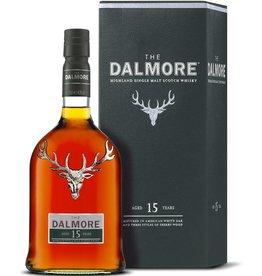 The Dalmore Highland Single Malt Scotch Whiskey 15 Yrs. 750ml