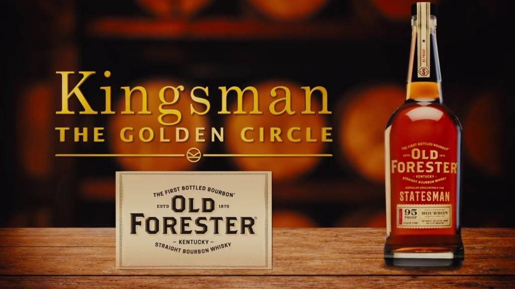 Old Forester Statesman Bourbon Special Edition 750ml