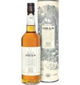 Oban 14 Yrs Single Malt Scotch Whiskey 750ml