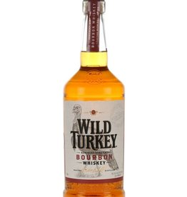 Wild Turkey Kentucky Straight Bourbon Whiskey 81Pf 750ml