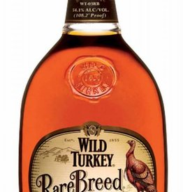 Wild Turkey Rare Breed Barrel Proof Kentucky Straight Bourbon Whiskey 112.8Pf 750ml