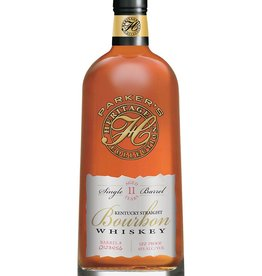 Parker's Heritage Single Barrel Kentucky Straight Bourbon Whiskey 122Pf Barrel No. 5005820 750ml