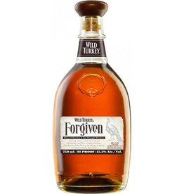 Wild Turkey Forgiven Batch No303 Blend Of Bourbon & Rye Straight Whiskeys 91 Pf 750ml