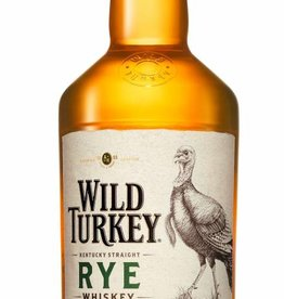 Wild Turkey Kentucky Straight Rye Whiskey Barrel Char No4 750ml