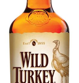 Wild Turkey 101 Kentucky Straight Bourbon Whiskey Barrel Char No4 750ml
