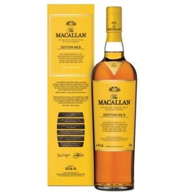 The Macallan Edition No3 Highland Single Malt Scotch Whiskey 96.6Pf 750ml