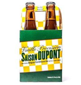Saison Dupont Belgian Farmhouse Ale 12oz 4Pk