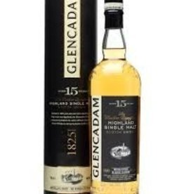 Glencadam 15Yr. Highland Single Malt Scotch Whiskey 750ml