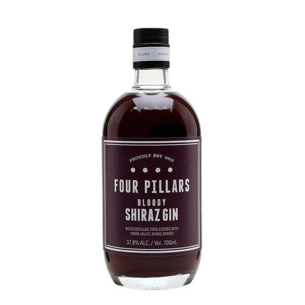 Four Pillars Bloody Shiraz Flavored Gin 75.6Pf 750ml
