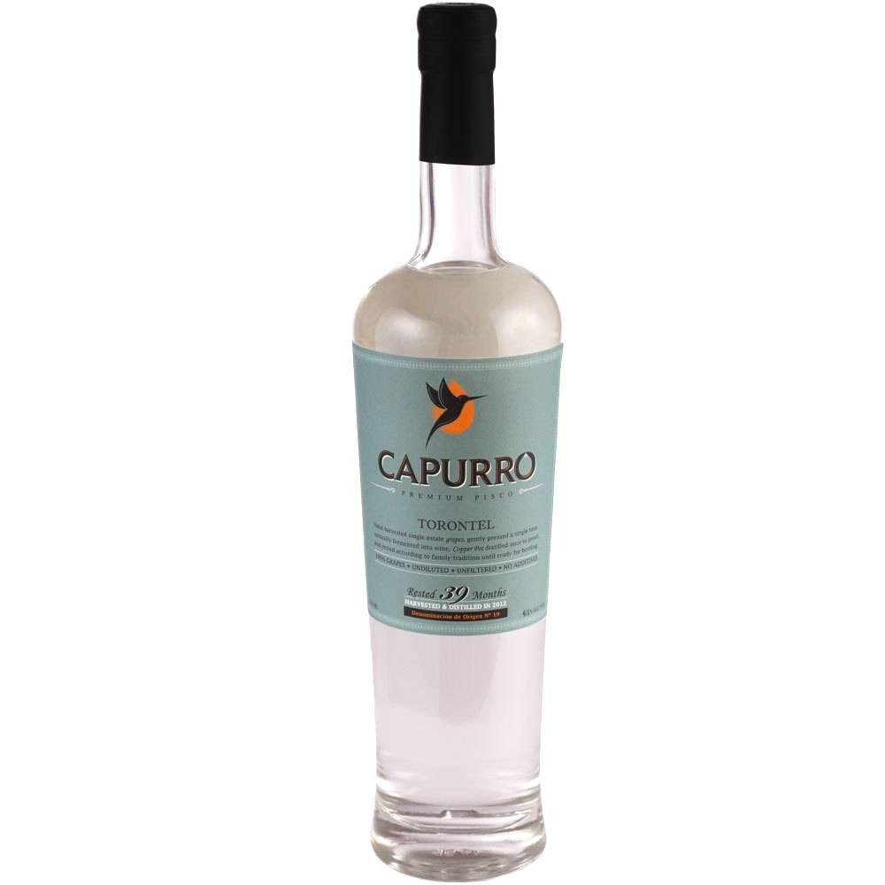 Capurro Torontel Pisco 750ml