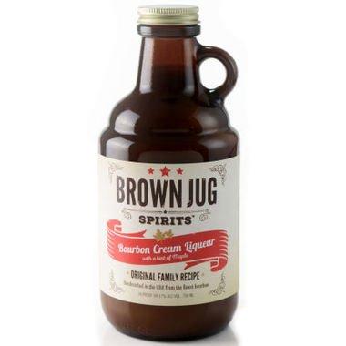 Brown Jug Bourbon Cream 750ml
