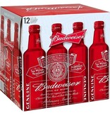 Budweiser 16oz 12Pk Al Btl