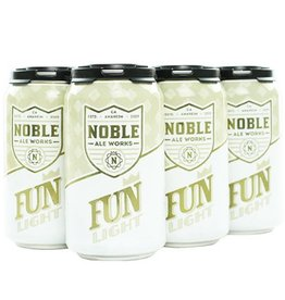 Noble Ale Works Fun Light 12oz 6Pk Cans