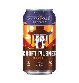 Tenaya Creek Craft Pilsner Lager 12oz 6Pk Cans
