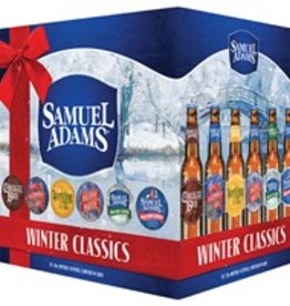Sam Adams Winter Variety 12oz 12pk Btls