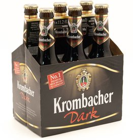 Krombacher Dark 12oz 6Pk Btls