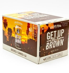 Golden Road Get Off That Brown 12oz 6Pk Cans