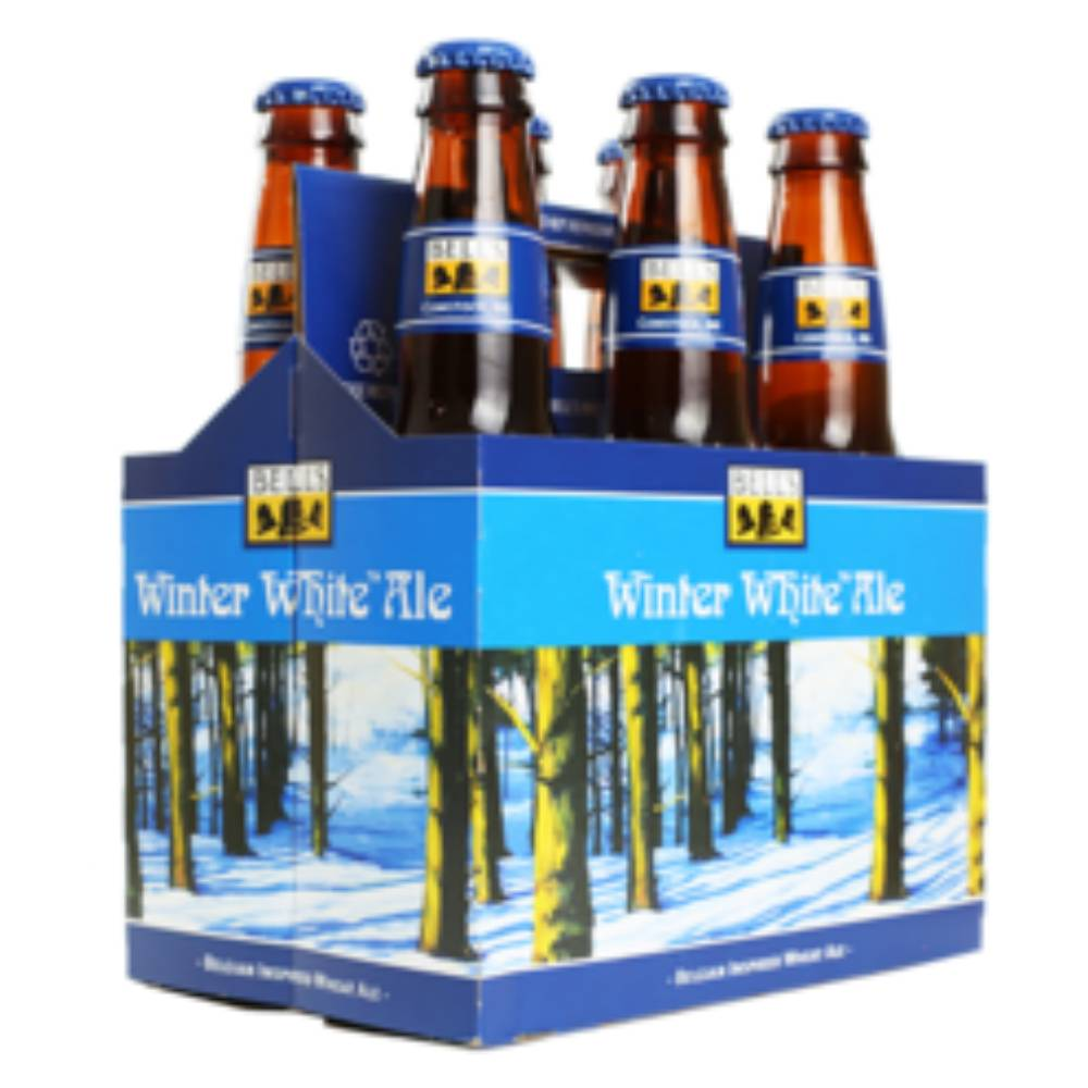 Bell's Winter White Ale 12oz 6Pk Btls